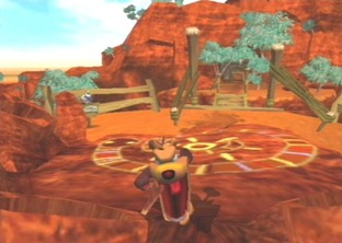 Test Ty : Le Tigre De Tasmanie Gamecube - Screenshot 8