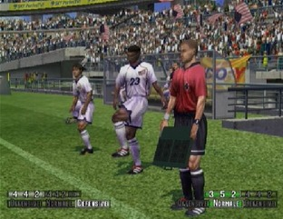 Test Virtua Striker 3 Ver. 2002 Gamecube - Screenshot 18