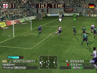 Test Virtua Striker 3 Ver. 2002 Gamecube - Screenshot 5