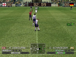 Test Virtua Striker 3 Ver. 2002 Gamecube - Screenshot 9