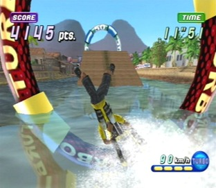 Test Wave Race Blue Storm Gamecube - Screenshot 12