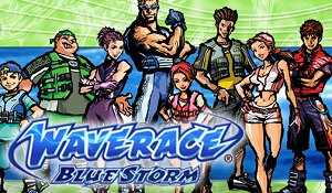 Wave Race : Blue Storm