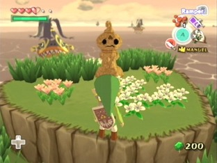 Test The Legend Of Zelda : The Wind Waker Gamecube - Screenshot 34