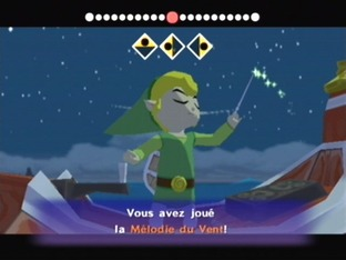 Test The Legend Of Zelda : The Wind Waker Gamecube - Screenshot 36