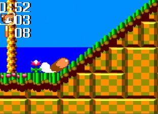 Test Sonic Chaos Game Gear - Screenshot 14