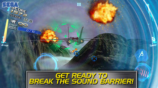 After Burner Climax iPhone/iPod