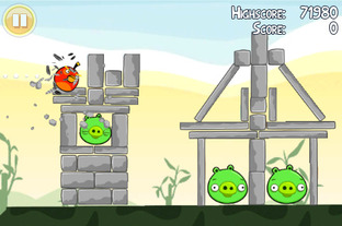 Angry Birds iPhone/iPod
