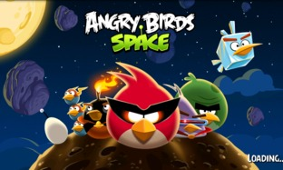 Test Angry Birds Space iPhone/iPod - Screenshot 11