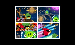Test Angry Birds Space iPhone/iPod - Screenshot 12