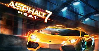 Asphalt 7 : Heat