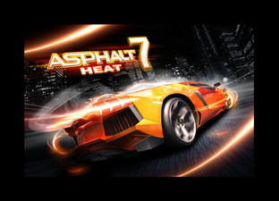 Images Asphalt 7 : Heat iPhone/iPod - 1