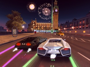 Images Asphalt 7 : Heat iPhone/iPod - 3