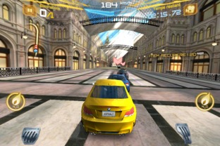 Test Asphalt 7 : Heat iPhone/iPod - Screenshot 7