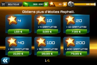 Test Asphalt 7 : Heat iPhone/iPod - Screenshot 8