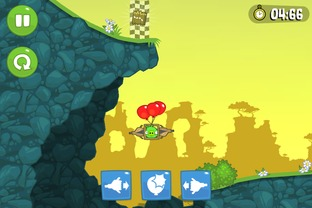 Test Bad Piggies iPhone/iPod - Screenshot 12