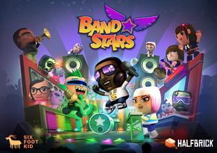 Band Stars : Formez votre groupe sur mobiles