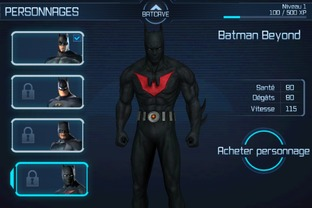 Batman Arkham City : Lockdown iPhone/iPod