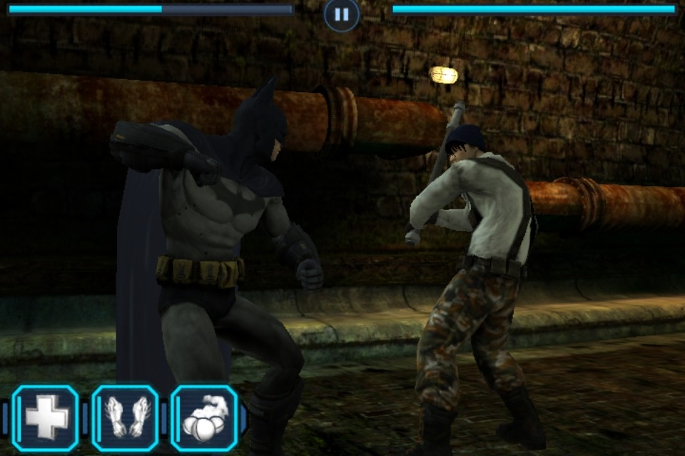 Images Batman Arkham City : Lockdown iPhone/iPod - 10