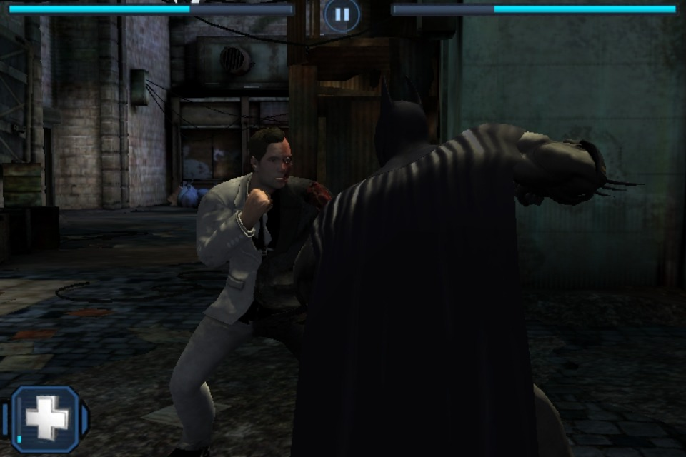 Images Batman Arkham City : Lockdown iPhone/iPod - 30