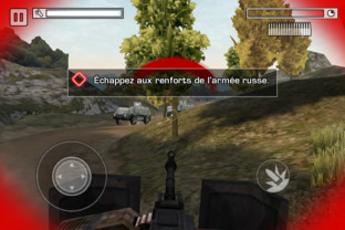 Battlefield : Bad Company 2 iPhone/iPod