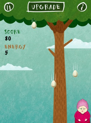 Test Birds vs. Granny and The Meow Maze Kittens iPhone/iPod - Screenshot 7