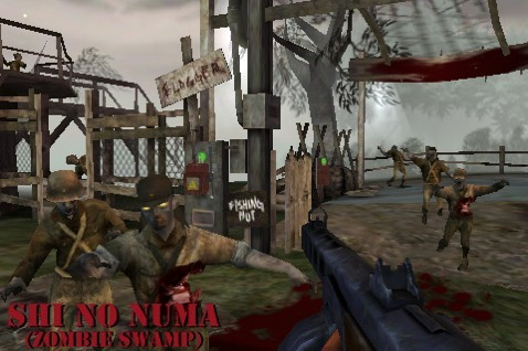 jeuxvideo.com Call of Duty : World at War : Zombies 2 - iPhone/iPod