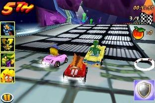 Crash Bandicoot Nitro Kart 3D iPhone - Screenshot 3