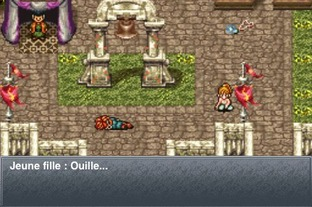 Test Chrono Trigger iPhone/iPod - Screenshot 19