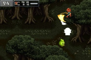 Test Chrono Trigger iPhone/iPod - Screenshot 21