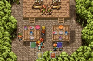 Test Chrono Trigger iPhone/iPod - Screenshot 33
