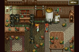 Test Chrono Trigger iPhone/iPod - Screenshot 34