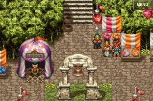 Test Chrono Trigger iPhone/iPod - Screenshot 35
