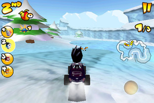 Crash Bandicoot Nitro Kart 2 iPhone - Screenshot 3
