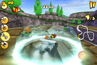 Crash Bandicoot Nitro Kart 2 iPhone - Screenshot 4