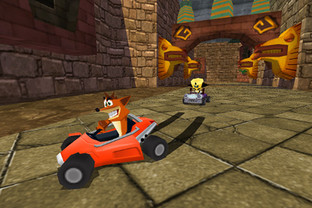 Crash Bandicoot Nitro Kart 2 iPhone - Screenshot 5