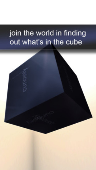 Images Curiosity : What's Inside the Cube? iPhone/iPod - 1