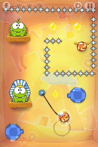 Cut the Rope : Time Travel annoncé