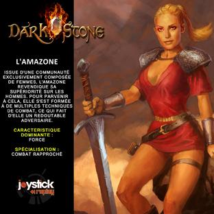 Les héros de Darkstone