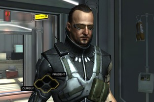 Test Deus Ex : The Fall iPhone/iPod - Screenshot 12