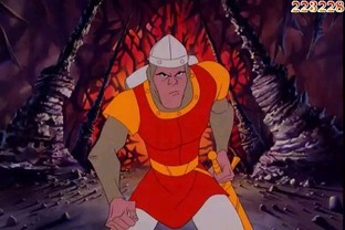 Test Dragon's Lair iPhone/iPod - Screenshot 10