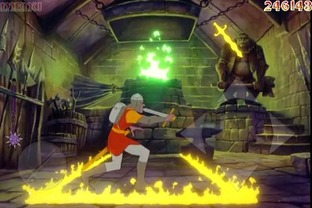 Test Dragon's Lair iPhone/iPod - Screenshot 12