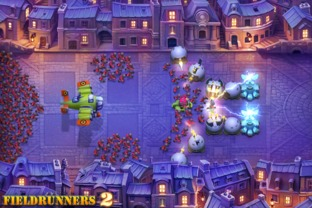 Images Fieldrunners 2 iPhone/iPod - 1