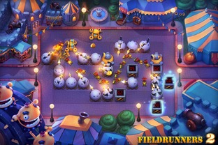 Images Fieldrunners 2 iPhone/iPod - 2
