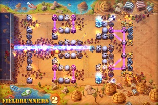 Images Fieldrunners 2 iPhone/iPod - 3