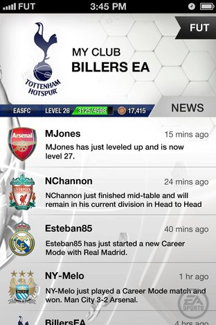 Images FIFA 13 iPhone/iPod - 2