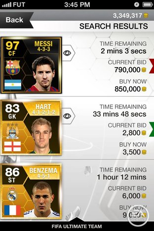 Images FIFA 13 iPhone/iPod - 3