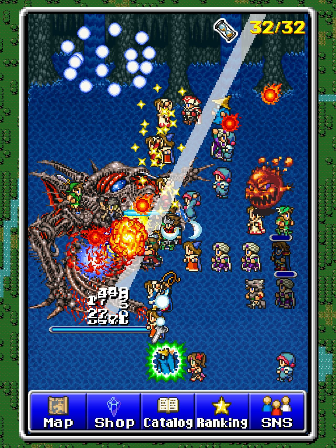 Images Final Fantasy : All The Bravest iPhone/iPod - 2