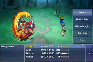 E3 2012 : Images de Final Fantasy Dimensions