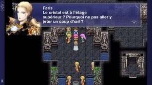 Test Final Fantasy V iPhone/iPod - Screenshot 1