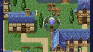 Test Final Fantasy V iPhone/iPod - Screenshot 2